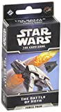 Star Wars EDGSWC06 La batalla de Hoth, Juego de cartas (60 cartas)