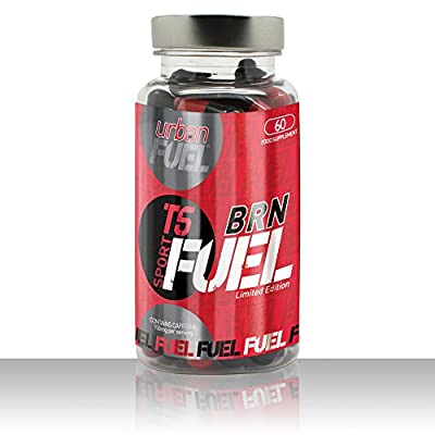 Urban Fuel T5 BRN Weight Management Formula Limited Edition 60 Capsules