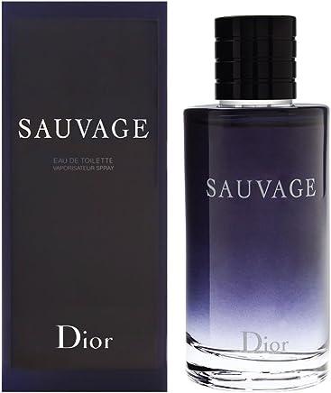 CHRISTIAN DIOR Sauvage For Men Eau De Toilette Spray, 6.8 Ounce