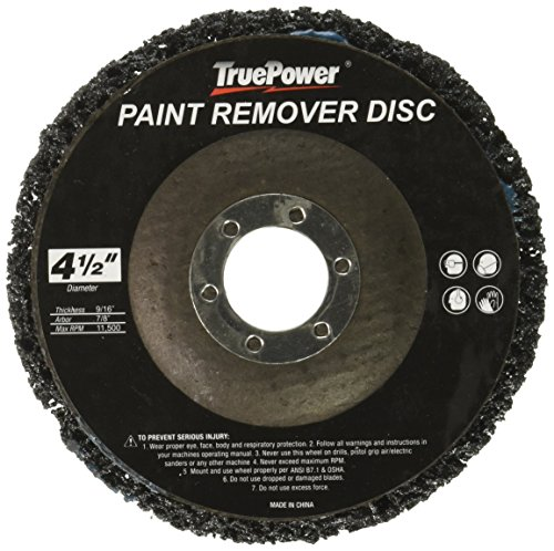 10 pack 4-1/2' Replacement Disc for Paint & Rust Remover, Stripper