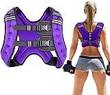 Prodigen Running Weight Vest for Men Women Kids 8 Lbs, Body Weight Vests for Training Workout,...