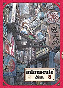 Minuscule Edition simple Tome 8