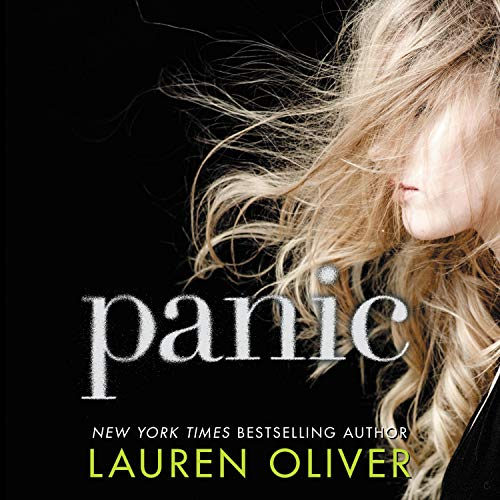 Panic Audiobook By Lauren Oliver cover art
