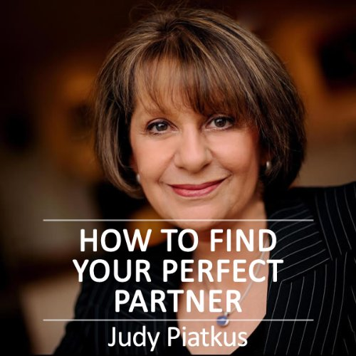 How to Find Your Perfect Partner audiobook cover art