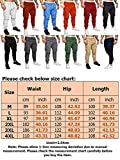 Zoom IMG-2 abtel pantaloni cargo da uomo