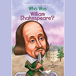 Who Was William Shakespeare?                   Auteur(s):                                                                                                                                 Celeste Mannis                               Narrateur(s):                                                                                                                                 Kevin Pariseau                      Durée: 1 h et 7 min     Pas de évaluations     Au global 0,0