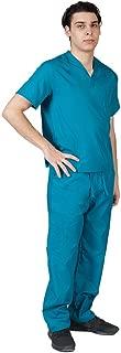M&M SCRUBS Men Scrub Set Medical Scrub Top and Pants