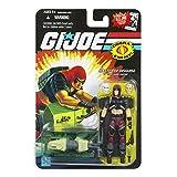 G.I. JOE Hasbro 3 3/4' Wave 11 Action Figure Zartan (Master of Disguise) by Hasbro