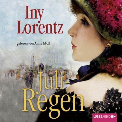 Juliregen audiobook cover art