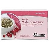 Sidroga Mate-Cranberry Wellness-Tee, 20 St. Filterbeutel