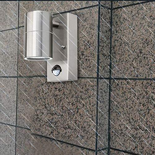 Nieuwe inductiesensor voor wandmontage of van roestvrij staal buiten.