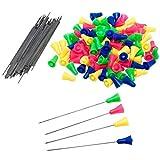 Blowgun Darts Balister Pack Target .40 Caliber - 100/pack
