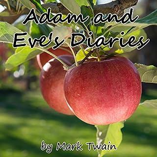 Adam and Eve's Diaries audiobook cover art