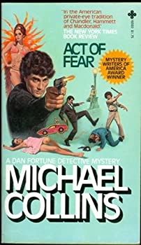 Act of Fear (1980 Playboy Press) 0872165930 Book Cover