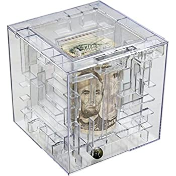 Mag-Nif Incorporated Money Maze Bank