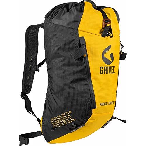 Grivel Radical Light 21 Gelb-Schwarz, 21l - Farbe Black - Yellow