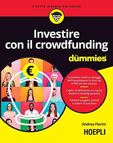 Investire con il crowdfunding For Dummies