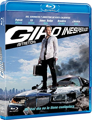 Giro Inesperado (Stretch) [Blu-ray]