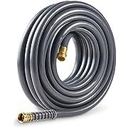 Gilmour Flexogen Super Duty Garden Hose Gray 5/8 inch x 25 feet 874251-1001
