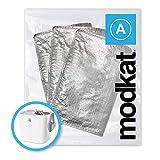 Modkat Litter Box Perfect Fit Wiederverwendbare Liner mit Griffen, 3er-Pack