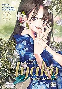 Ayako, l'enfant de la nuit Edition simple Tome 2