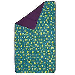 The Kelty Bestie Blanket is perfectly sized for lounging around the campfire or for warming up with a good book Insulated with Cloud loft, this blanket will be sure to keep you and your besties warm Stuff sack includes a handle for easy transport to ...