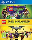 Lego DC Super-Villains Game & Film Double Pack - PlayStation 4 [Edizione: Regno Unito]