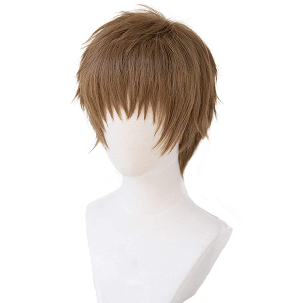 magic acgn Short For Men Cosplay Wig Party Halloween Wig