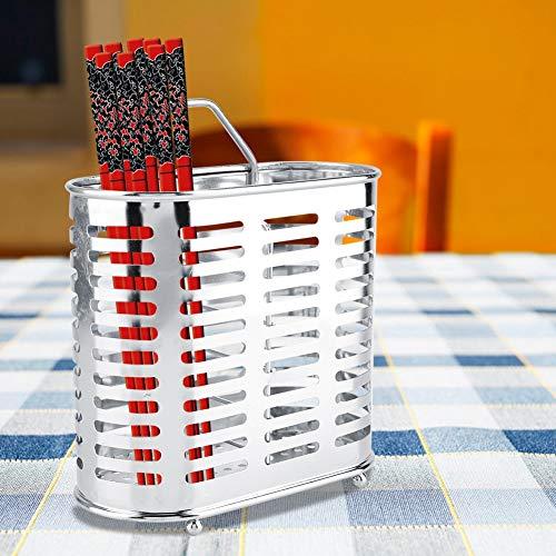 Excelente diseño Buen soporte de drenaje de material Rejilla de drenaje de cuchara de acero inoxidable Para el hogar Para secar la vajilla