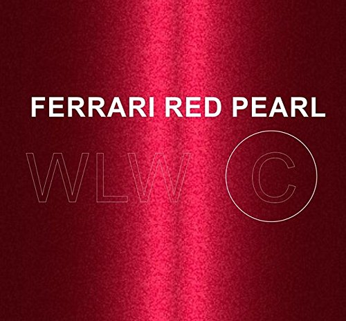 Xtremeauto Aerosol Spray CAN FERRARI RED PEARL Heat Resistant Paint 400ML