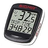 Sigma 01940 - Cuentakilómetros de ciclismo, 800, Negro