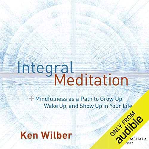 Page de couverture de Integral Meditation