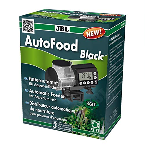 JBL Comedero Automatico Negro 250 g