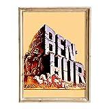 FANART369 Ben-Hur #6 Poster A3 Größe Fanart Movie Poster