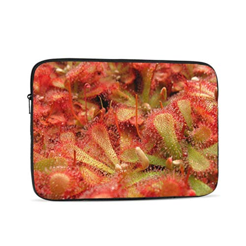 Mac Computer Case Carnivorous Plant Rosa Plant Wallpaper Case for MacBook Multi-Color & Size Choices10/12/13/15/17 Inch Computer Tablet Briefcase Carrying Bag