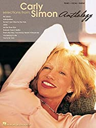Selections from carly simon anthology piano, voix, guitare