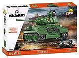world war 2 german tanks - COBI World of Tanks T-34/85