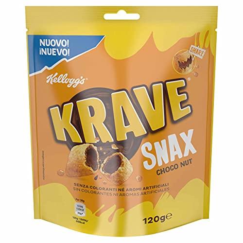 Kellogg's Krave Snax - 1 x 120 g