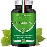 FORSKOLINA NUTRIMEA | Accelera il Metabolismo | Aiuta il Dimagrimento | Risveglia il METABOLISMO LENTO | Impedisce il Deposito di Grassi