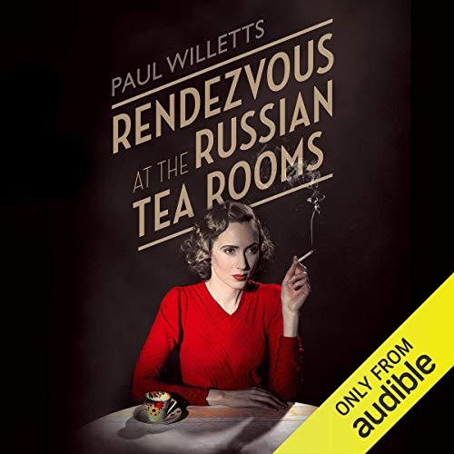 Couverture de Rendezvous at the Russian Tea Rooms