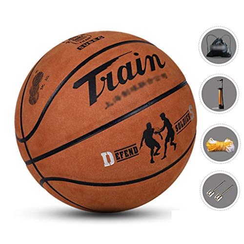 Why Should You Buy YONGMEI Standard Basketball Indoor and Outdoor No. 7 Basketball Size 9.7 inches (...