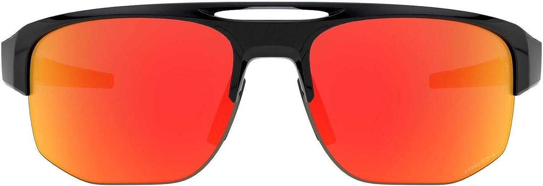 Oakley Men's Oo9424f Mercenary Sunglasses New arrival Fit Fresno Mall Asian Rectangular