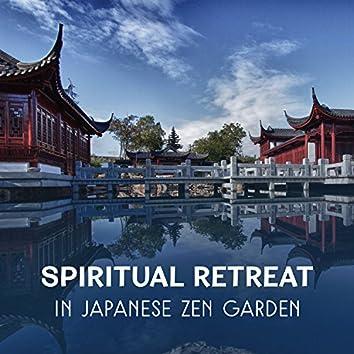 Spiritual Retreat in Japanese Zen Garden – Buddhist Meditation, Healing Therapy Zone, Relaxing Oriental Sounds, Find Inner Harmony