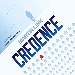 Credence audiobook cover art