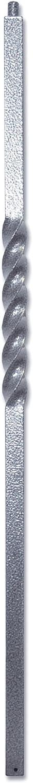 Denver Mall CS16.5.4 Single Twisted Newel 1 3 Speckled New York Mall 48