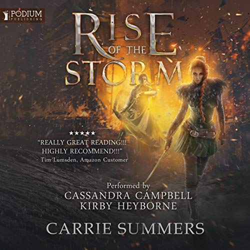 Rise of the Storm cover art