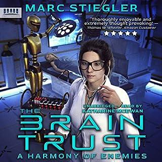 The Braintrust audiobook cover art