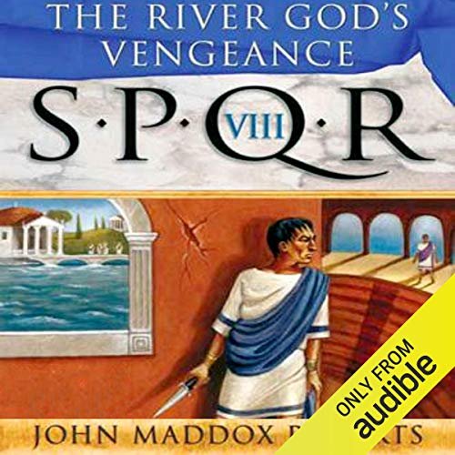 Couverture de SPQR VIII: The River God's Vengeance