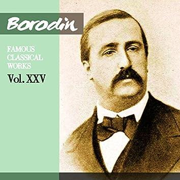 Borodin - Falla: Famous Classical Works, Vol. XXV