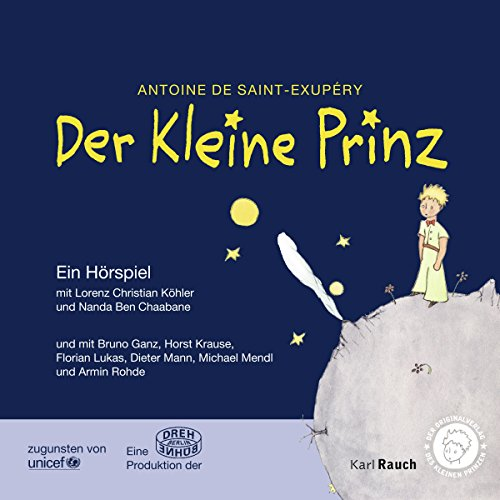 Der Kleine Prinz  By  cover art
